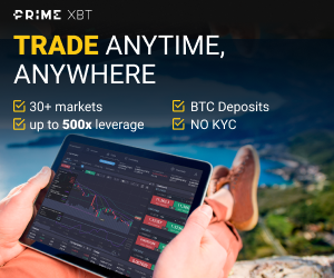 PrimeXBT - Trade Anywhere, Anytime.